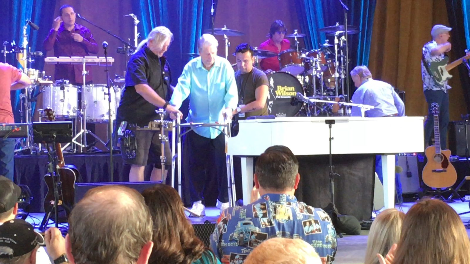 Brian Wilson performs at Rose Music Center - August 13, 2019