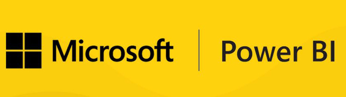 logo of Microsoft PowerBI